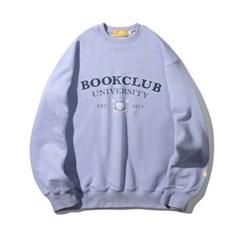 Book Club Sweatshirt(LAVENDER)