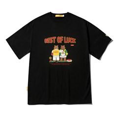 Buddy T-shirt(BLACK)