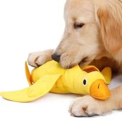 노즈워크 강아지 인형 장난감 스너플 오리킁킁인형