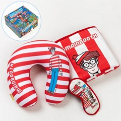 [MNBTH x Where is Wally?] Travel Package(RED)