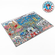 [MNBTH x Where is Wally?] Space Rug