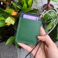 [가죽공예DIY키트] 나만의 사피아노 카드지갑 만들기 30세트