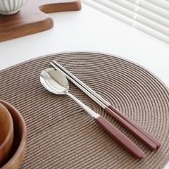 카모메 파스텔 수저세트 10color