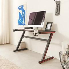 가구데코 1000A 1인용 게이밍 컴퓨터 책상 CH2004
