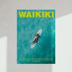 포토 포스터 / 인테리어 액자_waikiki 01