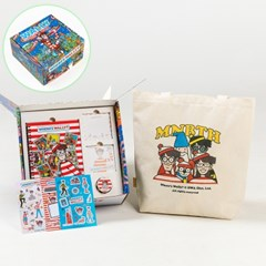 [MNBTH x Where is Wally?] Class Package