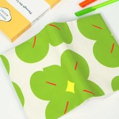 [book cover] cotton green