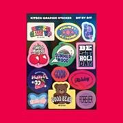 Kitsch Graphic Sticker