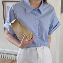 겟잇미 니리 포멀 베이직 반팔 셔츠