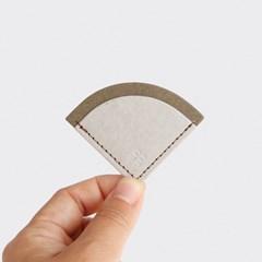 Double sided Corner Bookmark  양면코너책갈피