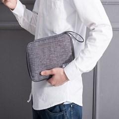 다용도 케이블 가방 USB 충전기 보조배터리 파우치 휴대용 수납가방