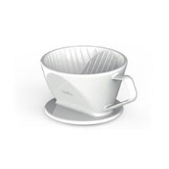 델키 커피 드리퍼 도자기 재질