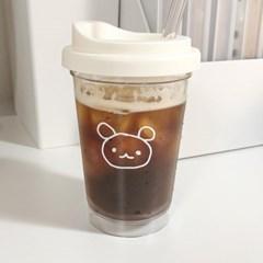 하곰이 트라이탄 컵 텀블러 (그란데 사이즈)