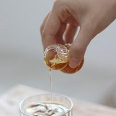 플리츠 이시즈카 미니 시럽잔 소스잔 유리샷잔 에스프레소잔