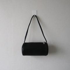 미니 원통 가방 토트백 짧은 숄더백 (2color)