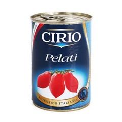 시리오 껍질벗긴 토마토 400g
