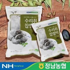 농협 찰떡수리취 찹쌀떡 800g