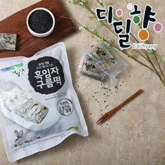 농협 영양찰떡 흑임자 구름떡 400g