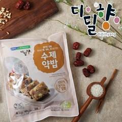 농협 영양찰떡 수제약밥 350g