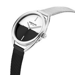 케네스콜 클래식 여성 메탈 손목시계 KCWLG2105901