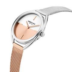 케네스콜 클래식 여성 메탈 손목시계 KCWLG2105902
