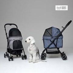 [버디두기] 라이더몰티2 소형견 강아지 유모차 5colors