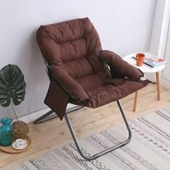 [리퍼] 레이지다이어리 이지 체어 소파 의자 1인용 접이식 패브