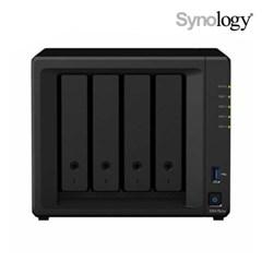 Synology DS418play+ NAS 스토리지 4베이 +공식총판+