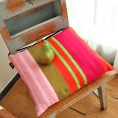 끈 의자방석 40x40 네스타스가든 (솜포함)