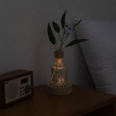 LED 에버랜드 아기판다 푸바오 디퓨저 무드등