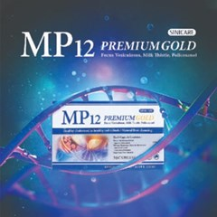 호주 시니케어 MP12 프리미엄 폴리코사놀 12mg 120cap