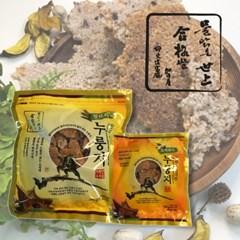 가평 합격쌀로 만든 찰보리 오색현미 누룽지 300gx5
