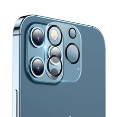 ESR 아이폰12 프로 맥스 투명 카메라유리 2팩