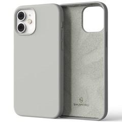 아이폰 시리즈 전기종 풀커버 소프트 컬러 실리콘 케이스