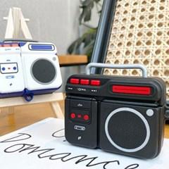 라디오컨셉 에어팟케이스(에어팟1세대/2세대)