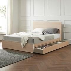 트리빔하우스 에리스 럭셔리 독립봉합 서랍형 침대 Q_TB21F109