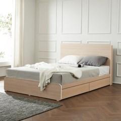 트리빔하우스 에리스 럭셔리 본넬스프링 서랍형 침대 Q_TB21F111