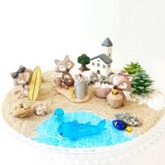 이솝 해변 여우 3p set
