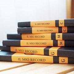 IL MIO RECORD NOTE GRANDE 레코드 그란데 노트