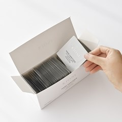 키오니 일회용 손소독제 미니 손소독제 1.5ml x 100매입 (의약외품)