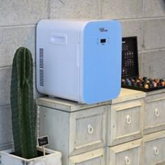 미니냉장고 소형 화장품 간식 기숙사 원룸 사무실 온장고 AQ-20L