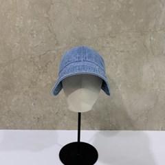 데님 청 벨크로 데일리 꾸안꾸 패션 헌팅캡 모자