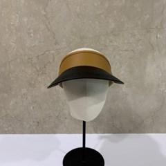 투톤 무지 기본 사이즈조절 데일리 패션 썬캡 모자