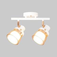 LED 직부등 아디 2등 카페 매장조명_(2053801)