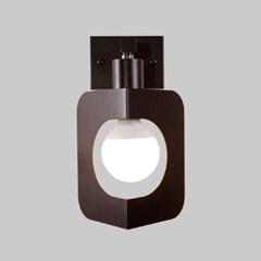 LED 벽등 샤키 1등 카페 매장조명_(2053366)