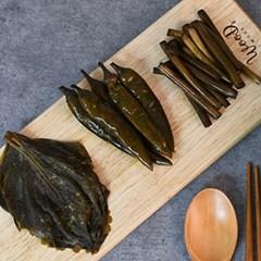 가정식 반찬 밑반찬 청량초/청양초 간장 절임 200g