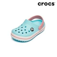 [크록스] 키즈 크록밴드 클로그 아이스블루 204537-4S3