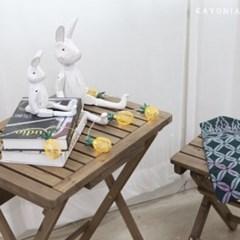 까유니아 캠핑 우드 테이블 선반 (2종)