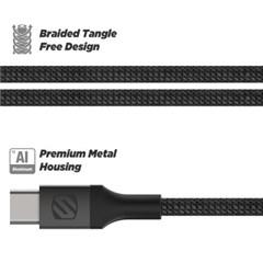 스코시 StrikeLine Premium PD 고속충전 케이블(C to L)