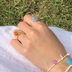 [2SET] summer flower ring